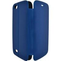 Capa Blu Life Play L100 Com Flip Azul Frete Grátis