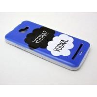 Capa Blu Case Em Silicone Blu Dash 5.0 D410