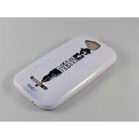 Capa Blu Case Em Silicone Blu Dash Jr 4.0 D142 Fernando Pessoa
