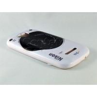 Capa Blu Case Em Silicone Blu Dash Jr 4.0 D142 Lente