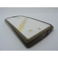 Case Silicone Lg Magna H502