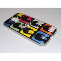 Capa Acrilica Samsung S4 I9500 Alto Relevo Enjoy