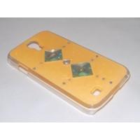 Capa Acrilica Samsung S4 Pedras Full Strass