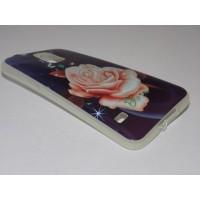Capa Silicone Samsung I9600 Estampada