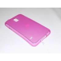 Capa Silicone Samsung I9600 S5 Rosa