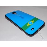 Capa Silicone Samsung S4 I9500 Estampado