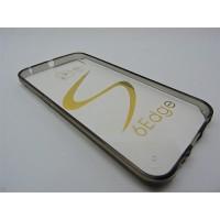 Case Silicone/acrílico Samsung Galaxy S6 Edge